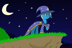 Trixie's Return by isaiahdjkim