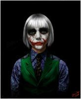 Why so serious? by sheng-shyue