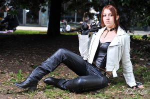 Claire Redfield by LetMeLive59