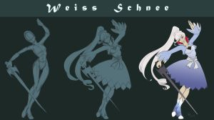 Weiss Schnee: SketchSociety by Immobliss