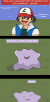 Pokemon Comic 1 by Land-Man-Sam