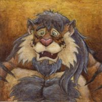 Painterly Personnages 4 by GH-MoNGo