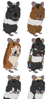 Doctor Hamsters by Blue-Storm-Spirit