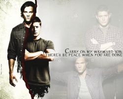 Carry on my wayward son, by dirtypicture