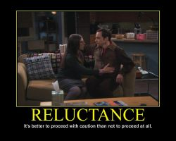 Reluctance Motivational Poster by QuantumInnovator