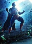 Superman by ourlak