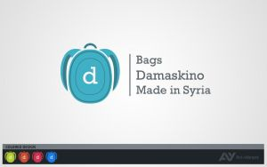 Bags Damaskino by Art-vibrant