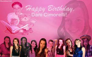 HAPPY BIRTHDAYYYYY DANI. by purplebearfunk