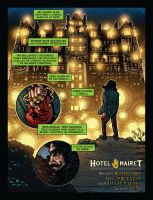 Hotel Mairet webcomic by D-Strada