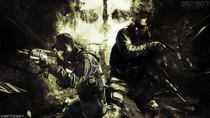 Call Of Duty  Ghosts Wallpaper by DanteArtWallpapers