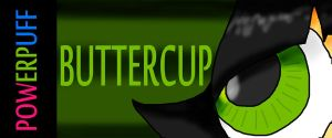buttercup banner by koude123