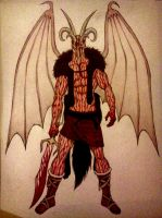 The Horned Prince by horror-lover