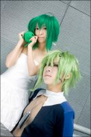 Ranka and Brera by LALAax
