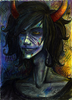 Gamzee Makara is going to get you... by OctoGear