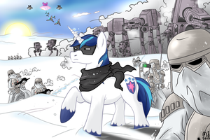 The Crystal Empire by modernstormtrooper
