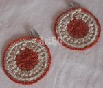 Crochet Earrings by CreazioniArtEC