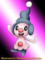 Pokemon 439 Mime Jr.