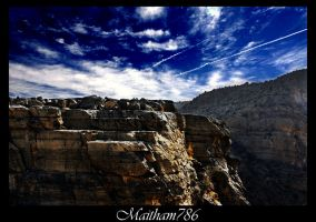 Green_Mountain_Oman by maitham786