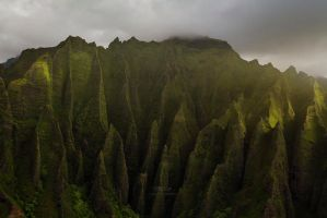 The Cathedral Cliffs by brandtcampbell