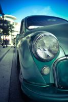Morris Minor 1000 by StealthClobber1