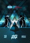 Daft Punk World Tour 2011 by XDaftXpunker