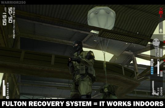 Fulton Surface-to-Air Recovery System by xXWarrior250Xx