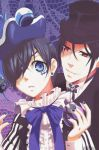 Black Butler Book of Circus by starbust44