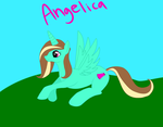 Angelica's Ponysona by Almost-Toxic
