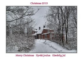 2013  Christmascard. by Arawn-Photography