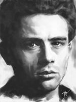 JAMES DEAN by JALpix