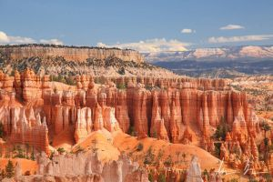 Bryce Canyon Vista by kaitou-ace