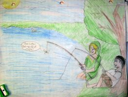 Summer in Hyrule by sephiroth1204