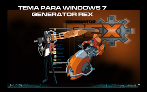 TEMA PARA WIN7 GENERATOR REX by army13581