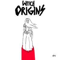 Witch Origins - Cover Art by IoannisCleary