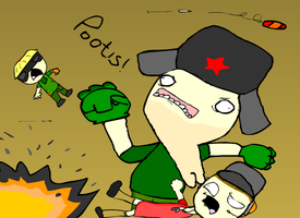 Pootis by Morganfrazz