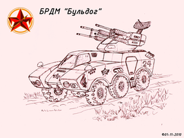 "BRDM ""Bulldog"" by TheXHS"