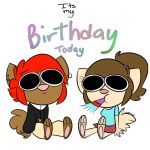 Happy Bday To Me by sapphireweasel25