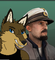 My SHO Avatar for World of Warships by AmericanWolf016