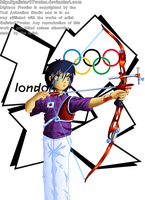 Koichi at the 2012 London Olympics by Galistar07water