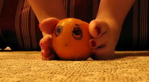 I'll Get You Annoying Orange 5 by Pies-Toes-N-Soles
