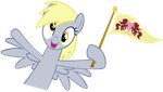 Derpy Flag Vector 2 by cool77778