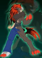 Awakening of Illusions - Zoroark TF by Toughset by AuraGuardianHadou
