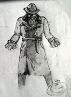 Rorshach Sketch by 2D-Assassin