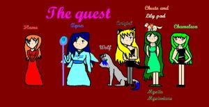 The Quest by lpso18