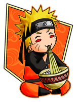 Chibi collection - Naruto by NoeUchihA