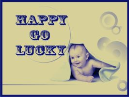 happy go lucky baby by noelseven