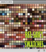 :Rez's-Color-Swatches: by RezwanaDimech
