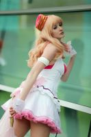 Sheryl Nome - white dress 3 by Shizuku-Seijaku