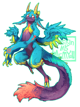 Adopt for auction CLOSED by Memyou