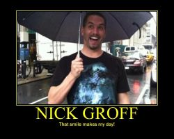 Nick Groff motivational by KanameRienhartXIII